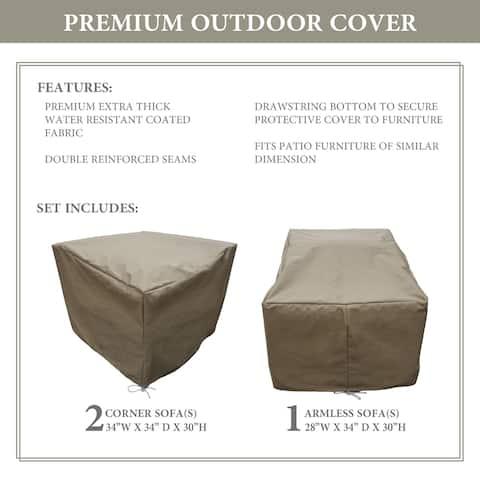 BARCELONA-03c Protective Cover Set