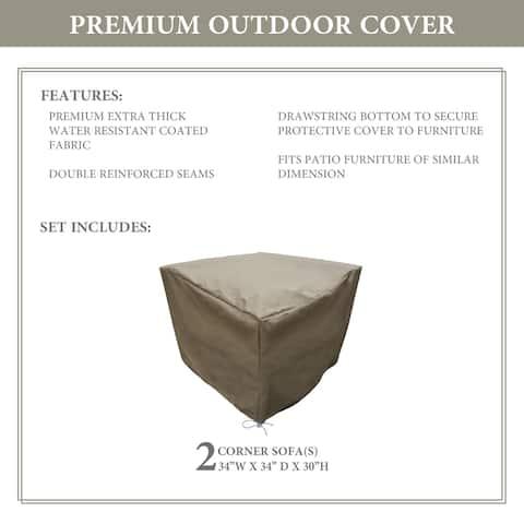 BARCELONA-02a Protective Cover Set