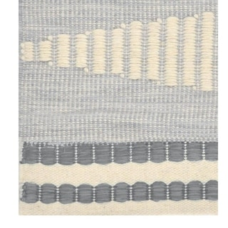 RugSmith Light Grey Berlin Sothwest Geometric Area Rug