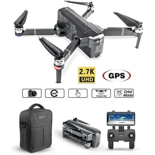 Contixo F24-Pro 2.7K UHD RC Drone With Camera For Adults Portable 30 Min Flying 5Ghz GPS Drones For Beginners and Experts
