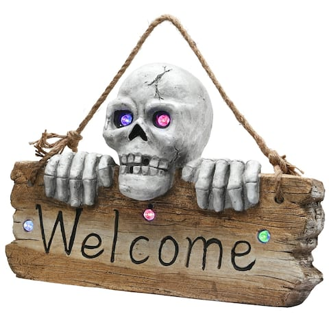 """20"""" Halloween Door Hanger"""