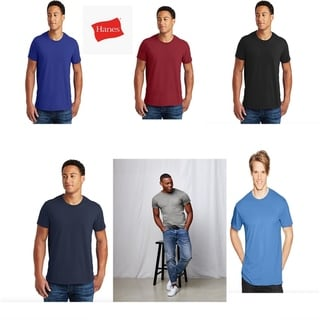 Link to Hanes 100% Cotton T Shirt, Assorted Colors Similar Items in Shirts