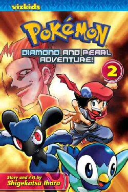 Pokemon Diamond and Pearl Adventure! 2 (Paperback)