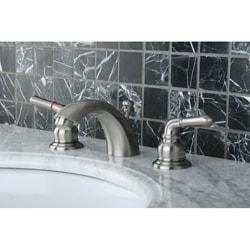 Magellan Satin Nickel Mini-widespread Faucet - Thumbnail 1