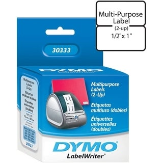 Dymo White Label