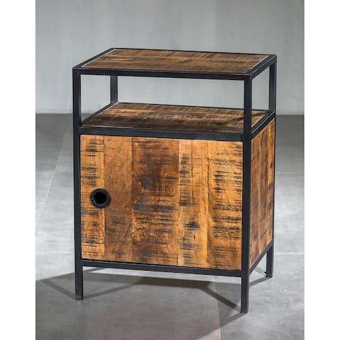 Milano Single Cabinet Nightstand