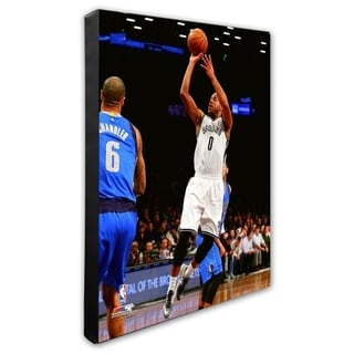 NBA Jarrett Jack 2014 15 Action Stretched Canvas Officially Licensed