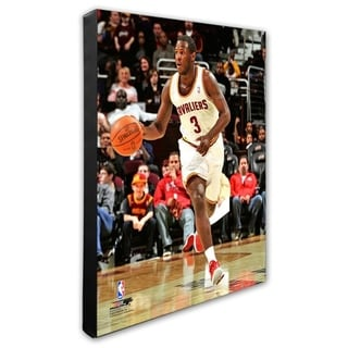 NBA Dion Waiters 2012 13 Action Stretched Canvas Officially Licensed