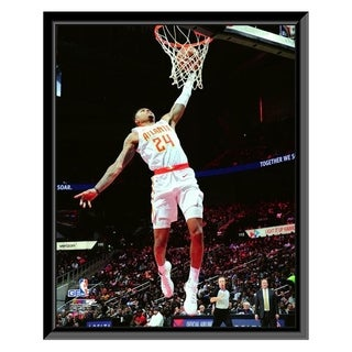 NBA Kent Bazemore 2017 18 Action Framed Photo Officially Licensed