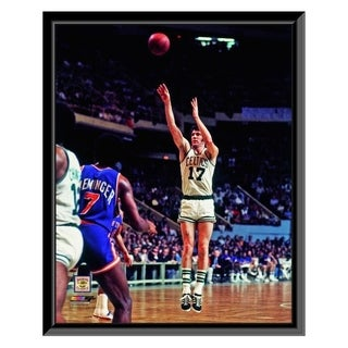 NBA John Havlicek 1973 Action Framed Photo Officially Licensed