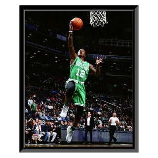 NBA Terry Rozier 2016 17 Action Framed Photo Officially Licensed