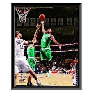 NBA Rajon Rondo 2010 11 Action Framed Photo Officially Licensed