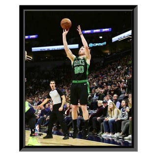 NBA Gordon Hayward 2018 19 Action Framed Photo Officially Licensed