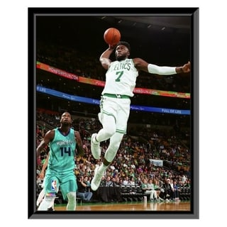 NBA Jaylen Brown 2017 18 Action Framed Photo Officially Licensed
