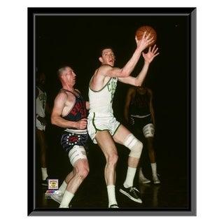 NBA John Havlicek 1965 Action Framed Photo Officially Licensed