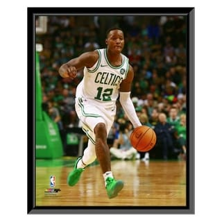 NBA Terry Rozier 2017 18 Action Framed Photo Officially Licensed
