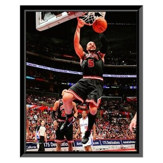 NBA Carlos Boozer 2010 11 Action Framed Photo Officially Licensed