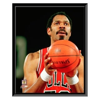 NBA Artis Gilmore Action Framed Photo Officially Licensed
