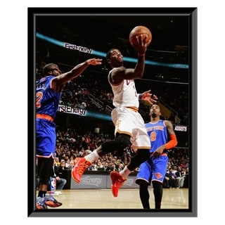 NBA Kyrie Irving 2013 14 Action Framed Photo Officially Licensed