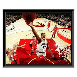 NBA Tristan Thompson 2014 15 Action Framed Photo Officially Licensed