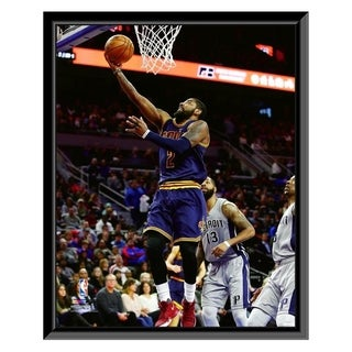 NBA Kyrie Irving 2016 17 Action Framed Photo Officially Licensed