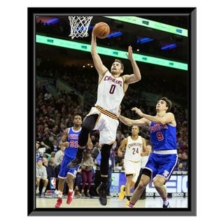 NBA Kevin Love 2016 17 Action Framed Photo Officially Licensed