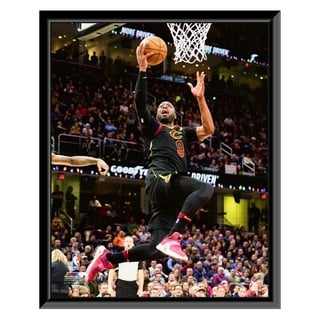 NBA Dwyane Wade 2017 18 Action Framed Photo Officially Licensed
