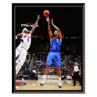 NBA Tyson Chandler 2010 11 Action Framed Photo Officially Licensed