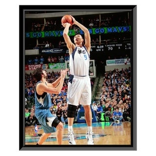 NBA Yi Jianlian 2011 12 Action Framed Photo Officially Licensed