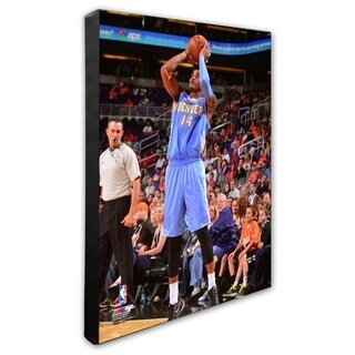 NBA Gary Harris 2014 15 Action Stretched Canvas Officially Licensed