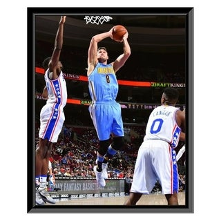 NBA Danilo Gallinari 2015 16 Action Framed Photo Officially Licensed