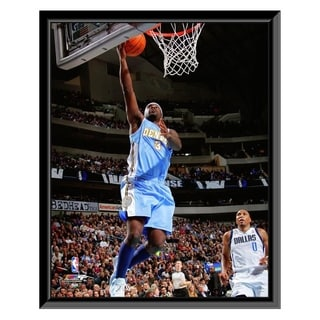 NBA Ty Lawson 2011 12 Action Framed Photo Officially Licensed