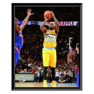 NBA Ty Lawson 2013 14 Action Framed Photo Officially Licensed