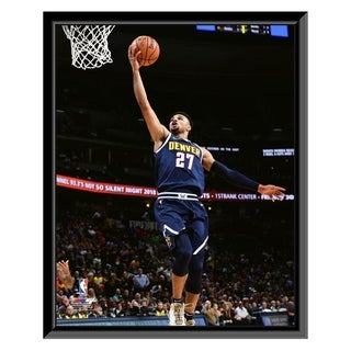 NBA Jamal Murray 2018 19 Action Framed Photo Officially Licensed