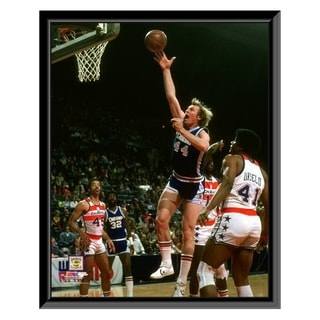 NBA Dan Issel 1977 Action Framed Photo Officially Licensed