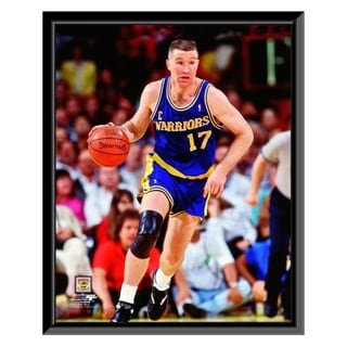 NBA Chris Mullin 1991 Action Framed Photo Officially Licensed