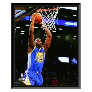 NBA Draymond Green 2015 16 Action Framed Photo Officially Licensed