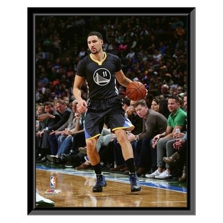 NBA Klay Thompson 2016 17 Action Framed Photo Officially Licensed