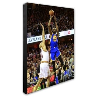 NBA Kevin Durant Game 3 Of The 2017 NBA Finals Stretched Canvas Officially Licensed
