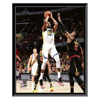 NBA Kevin Durant Game 3 Of The 2018 NBA Finals Framed Photo Officially Licensed