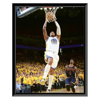 NBA Marreese Speights Game 2 Of The 2015 NBA Finals Framed Photo Officially Licensed