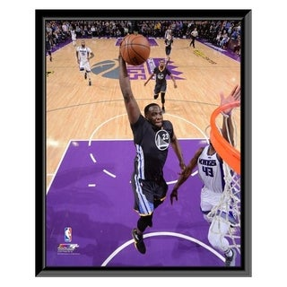 NBA Draymond Green 2016 17 Action Framed Photo Officially Licensed