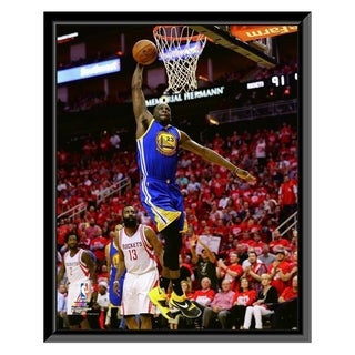 NBA Draymond Green 2016 NBA Playoff Action Framed Photo Officially Licensed
