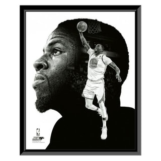 NBA Draymond Green PROfile Framed Photo Officially Licensed
