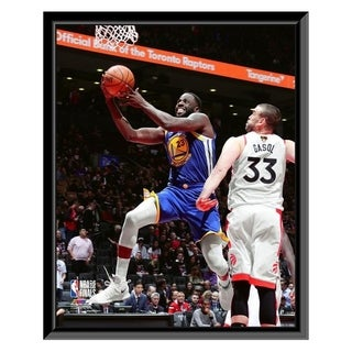 NBA Draymond Green Game 1 Of The 2019 NBA Finals Framed Photo Officially Licensed