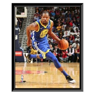 NBA Kevin Durant 2017 18 Action Framed Photo Officially Licensed