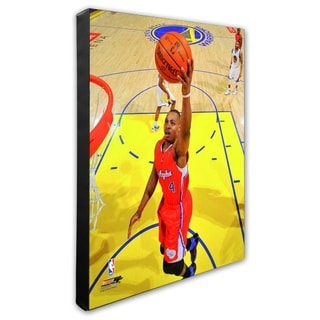 NBA Randy Foye 2010 11 Action Stretched Canvas Officially Licensed