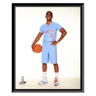NBA Chris Paul 2013 14 Posed Framed Photo Officially Licensed