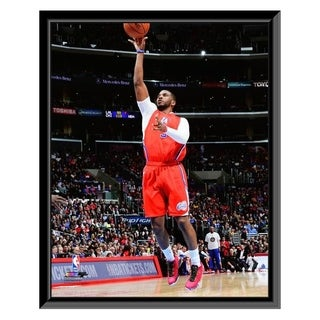 NBA Chris Paul 2014 15 Action Framed Photo Officially Licensed
