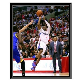 NBA Chris Paul 2013 14 Playoff Action Framed Photo Officially Licensed